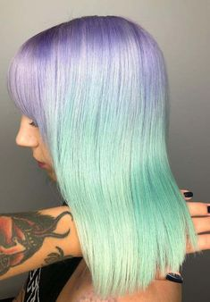 See here the stunning ideas of pastel lavendat hair colors to show off in 2018. All the bold ladies who are searching for latest trends of hair colors to wear right now they are advised to visit this page for modern collection of pastel lavendar hair colors and hairstyels. Use to wear these aweosome hair color shades to make you look more elegant and cute.