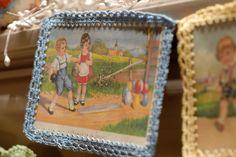 Crochet edging around anything = better