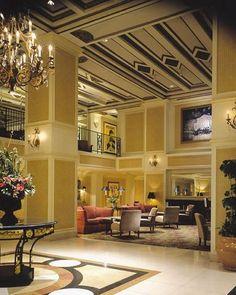 Millennium Knickerbocker Hotel, Chicago, IL.