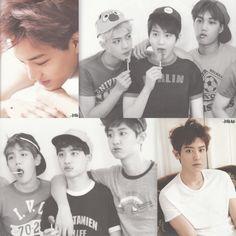 EXO♡ #EXOK #EXO