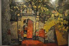 Tìm hiểu tranh sơn mài Việt Nam