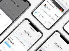 Job Application Process Dashboard by Monty Hayton for Hyper Lab on Dribbble Wireframe Design, Web Design, Mobile Ui Design, Ui Inspiration, Project Management, User Interface, Projects, Ios Ui, Ui Ux