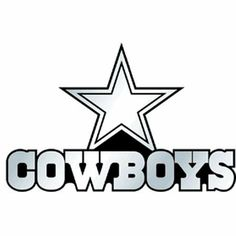 Declarative image intended for dallas cowboys printable logo