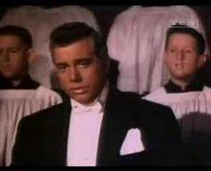 1951, American Tenor Mario Lanza (Alfredo Cocozza Lanza) singing Ave Maria, in the film The Great Caruso.
