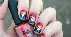 Hi guys! I hope you had a lovely weekend! I had a pretty good one despite getting sick halfway through! My family has had a yucky cold recen. Superman Nails, Superman Stuff, Coffin Nails, Acrylic Nails, Seasonal Nails, Have A Lovely Weekend, Beautiful Disaster, Nail Treatment, Cool Nail Art