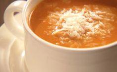 Creme de tomate: veja a o passo a passo da receita.