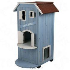 Casa para gatos Trixie Cat's Home más económica en zooplus