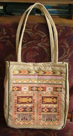 Machine Embroidery Cross Stitch Set of 2 Designs