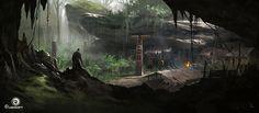 Assassin's Creed IV Black Flag Concept Art by Martin Deschambault ...
