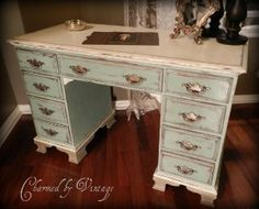 Shabby+Chic+French+Country+Blogs | Paris French Cottage Shabby Chic Desk | Shop interior_design, home ...