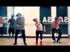Check out the vid that was tweeted and face booked by Justin Bieber, Will.I.am and the Black Eyed Peas! #thatPOWER - Will.i.Am ft Justin Bieber Dance Choreography | Matt, Dana, & Sierra Neudeck - YouTube