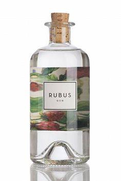 Gin Rubus Gin - 50cl - Absinthes.com