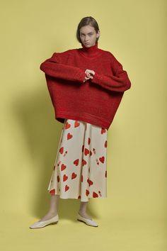 Vika Gazinskaya Fall 2018 Ready-to-Wear Collection - Vogue