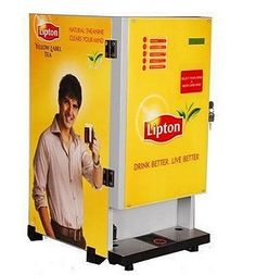 Lipton Tea Coffee Vending Machines And Premix Powder At Affordable Price To Dispense Green Cold Masala Peach Ice Etc In Delhi Ncr