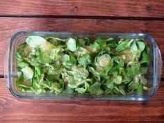 Pyszna Sałatka król stołu, która będzie częstym gościem na twoim stole Lettuce, Feta, Vegetables, Vegetable Recipes, Salad