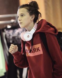 Millie Bobby Brown in Australia