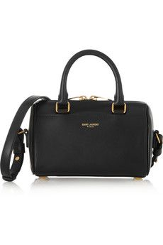 b7da6a02a5 Saint Laurent - Duffle Toy leather shoulder bag