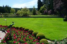 The Butchart Gardens,Canada