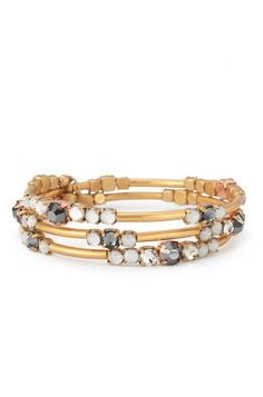 Discover fashion forward jewelry items like the Isabelle Wrap Bracelet from Stella & Dot. Create a bold layered & wrapped look with any outfit