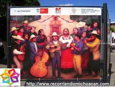 """MICHOACÁN MÁGICO te invita el 12 de Diciembre de este año a la exposición """"Óleos de Jerónimo Mateo"""" que tendrá lugar en el Museo del Estado de Morelia. La entrada será libre y la inauguración empezará a las 6:00 p.m. HOTEL ESTEFANIA http://www.hotelestefania.com.mx/"""
