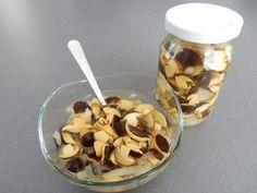 Zavařené houby Cereal, Oatmeal, Breakfast, Food, The Oatmeal, Morning Coffee, Rolled Oats, Essen, Meals
