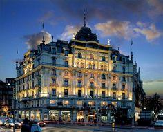 Hotel Monopol, Luzern, Switzerland