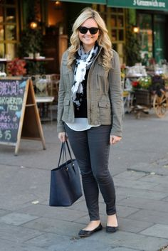 Bows & Sequins: Featuring Express Jacket, Scarf, Trapunto Leggings & Sweater