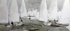 JORDI SERRAT JURADO Boats, Nautical, Artists, Beautiful, Trends, Navy Marine, Ships, Nautical Style, Boat