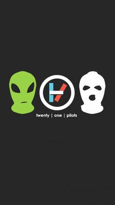93ac72a693f414 Walpaper Twenty one pilots. Twenty One Pilots Logo