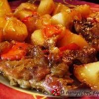 Χοιρινό στην γάστρα με essence barbecue
