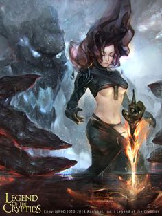 Check out this awesome piece by Zinna Du on #DrawCrowd
