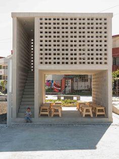 Galería de Salas de Lectura / Fernanda Canales - 5