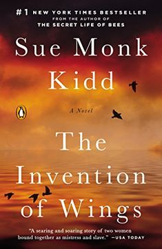 Want to Read - My choice for a bestseller! The Invention of Wings: A Novel by Sue Monk Kidd