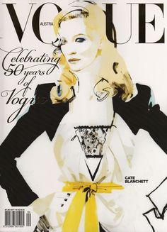 Cate Blanchett, Vogue Magazine