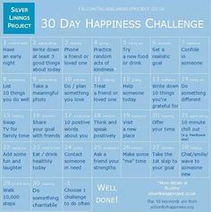 My Happiness Tips and The Happiness Challenge - The Stylist Splash