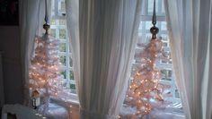 Curtains, Christmas, Home Decor, Xmas, Blinds, Weihnachten, Yule, Jul, Interior Design