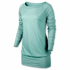 free shipping 23ef7 edd5a Womens Nike Epic Long Training Shirt. Nike KvinderJade