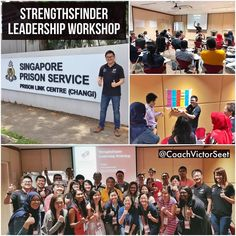 #Gallup #StrengthsFinder #Leadership workshop for Singapore Prison Services. This StrengthsFinder Leadership Workshop was planned as part of a leadership development program for the care officers in the Singapore Prison Services. These officers are activated whenever there are crisis to deal with. Main objective was to help these care officers understand how to apply their strengths towards making good and timely decisions during stressful situations. It was a great and enriching experience…