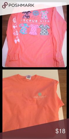 NWOT Simply Southern Small New without tags, long sleeve Simply Southern Tops Tees - Long Sleeve