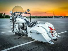 White Indian thunderstroke springfield chief