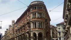 Linee in Via Pietro Micca