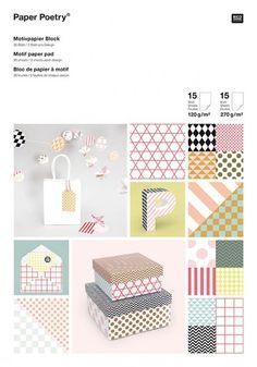 Papierset - Graphic - Papiermier
