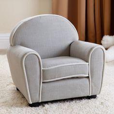 Merveilleux Abbyson Living Larsa Baby Fabric Kids Armchair   Grey   The Abbyson Living  Larsa Baby Fabric · Club ChairsArm ...