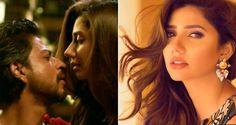 Mahira Khan Confesses About Her Raees Costar Shah Rukh Khan !