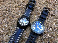 H2O ORCA MONO OceanicTime SE & Halios Puck