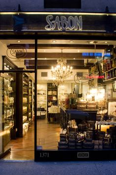 Sabon's 56th St. location: 1371 Ave of the Americas, New York, NY 10019