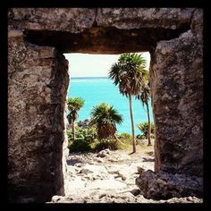 Tulum, Mexico.   This place has some of the most beautiful water!  Would love to go back