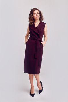 Платье-жилет 3600грн.