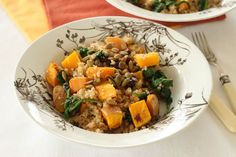 Quinoa with Butternut Squash and Pumpkin Seeds recipe on Food52