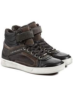 Ghete Barbati Sport Inalte Pepe Jeans   Cea mai buna oferta Pepe Jeans, High Tops, High Top Sneakers, Sports, Fashion, Hs Sports, Moda, Fashion Styles, Sport